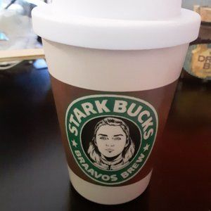 LitJoy Crate Dining - GoT Starkbucks Braavos Brew Coffee Cup